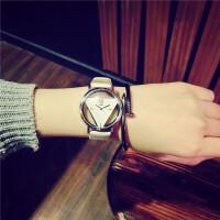 简约手表男学生时装饰手表时尚创意镂空石英潮表