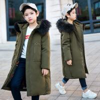 儿童羽绒服反季男童新款中长款童装中大童男外套