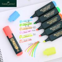 Faber-Castell德国辉柏嘉 荧光笔 重点笔 标记笔 1548
