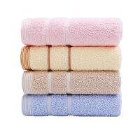 洁丽雅毛巾 纯棉洗脸家用柔软吸水不掉毛成人男女加厚洗澡大面巾