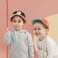 babycare棒球帽 宝宝帽子纯棉夏季遮阳防晒 男童女宝宝鸭舌帽