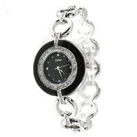 2017年新款 Julius/聚利时 时尚水晶母贝表盘女士手表 精致华美镶钻手链女表 JA-625