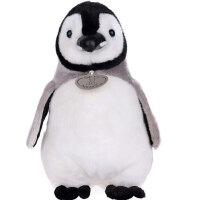 凯弘 韩国Amangs 仿真企鹅毛绒公仔 布娃娃