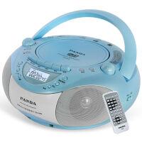 【赠16G优盘+耳机+空白磁带】熊猫 CD850 cd机CD850磁带录放机 全功能复读机 胎教机 同步步高复读机功能
