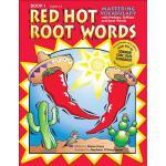【预订】Red Hot Root Words Book 1: Mastering Vocabulary with Pr