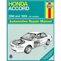 预订Honda Accord (98 - 02)