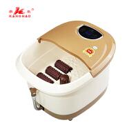 康豪 KH-8661 足浴盆 足浴器 洗脚盆自助按摩加热泡脚桶电动加热足浴器 排水管