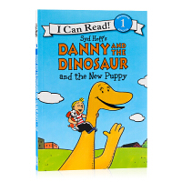 丹尼和恐龙系列Danny and the Dinosaur and the New Puppy英文原版绘本 汪培�E推荐