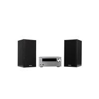 X-HM501-S 先锋 CD迷你音响组合 42W+42W 支持苹果及USB