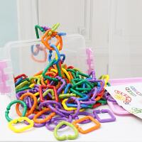 益智拼接拼装男女孩智力拼插积木幼儿园宝宝儿童桌面玩具