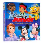 Disney Junior Storybook Collection 迪斯尼少年故事书合集 英文原版 Disney 迪