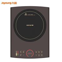 九阳(Joyoung)C22-F1电磁炉大火力电磁炉火锅炒菜家用多功能加热灶全自动爆炒(咖色款)