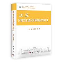 江苏农村文化建设发展报告2013