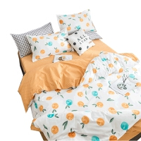 床上用品被子被褥被套全套被子床单枕头大学生宿舍被褥套装六件套