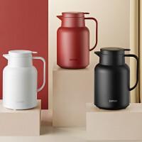 苏泊尔保温壶玻璃内胆热水瓶1.45升大容量家用开水壶保温水壶 KC145GJ50