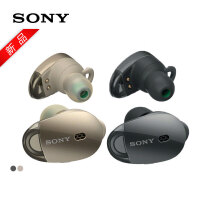 【支持礼品卡+包邮】索尼耳机 WF-1000X 入耳式 全无线 蓝牙降噪耳机 降噪豆 双色可选