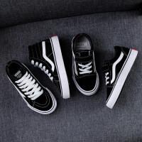 �和�帆布鞋女童鞋男童板鞋高�椭写笸�����夏季�H子鞋