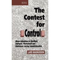 【预订】The Contest for Control