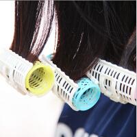 小号自然睡觉卷 韩国卷发夹卷发器外贸出口盘发器3枚装