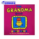 The Grandma Book 英文原版绘本 Todd Parr 托德・帕尔 孩子的情商培养书系列