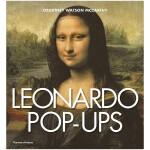 【T&H】达芬奇 立体书 【Pop-ups】Leonardo 英文原版进口