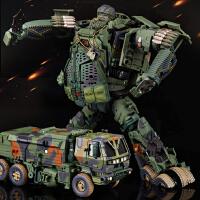 变形玩具金刚电影放大坦克模型探长机器人飞机