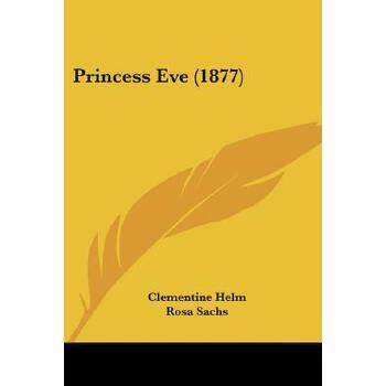【预订】Princess Eve (1877) 预订商品,需要1-3个月发货,非质量问题不接受退换货。