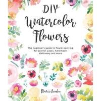预订DIY Watercolor Flowers:The beginner's guide to flower pain