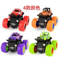 儿童玩具车惯性回力四驱越野车宝宝小汽车玩具男孩模型2-3-4-5岁 4款颜色 四驱越野惯性车