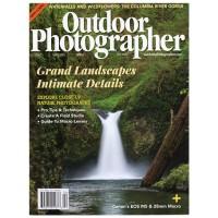 包邮全年订阅 Outdoor Photographer Magazine 户外摄影杂志 美国英文原版 年订11期