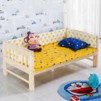 男孩女孩公主儿童床围宝宝婴儿床围加厚加高防撞婴儿床帏zf08