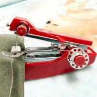 【全新升级】家用手动迷你缝纫机便携式小型袖珍微型裁缝机缝衣机