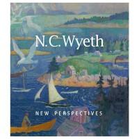 N. C. Wyeth: New Perspectives,N.C.惠氏:新观点 英文原版
