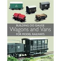 预订Building 00 Gauge Wagons and Vans for Model Railways