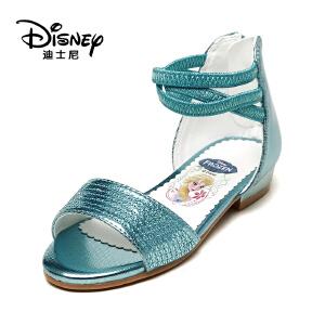 【达芙妮超品日 2件3折】Disney/迪士尼夏款多款时尚休闲舒适防滑露趾沙滩凉鞋童鞋