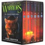 猫武士 英文原版 Warriors Omen of the Stars 第四部曲 星预言 6册全套装