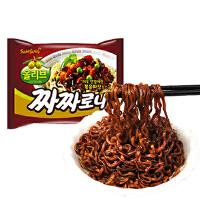 [当当自营] 韩国进口 三养炸酱拉面5连包700g