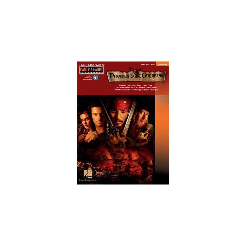 【预订】Pirates of the Caribbean [With CD (Audio)] 预订商品,需要1-3个月发货,非质量问题不接受退换货。