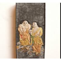 好吉森鹤/北京线上50元包邮//80年代老胡开文徽墨墨块墨条老松烟墨陈墨古墨收藏墨//8两/块///墨锭-------------------1块+送品L128085