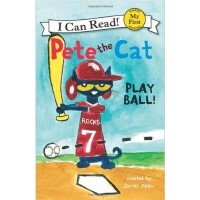 Pete the Cat: Play Ball! 皮特猫打棒球!(I Can Read, My First Level