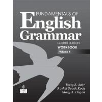 【预订】Fundamentals of English Grammar Workbook, Volume B