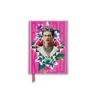 预订Frida Kahlo Pink (Foiled Pocket Journal)