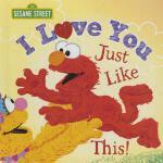 【预订】I Love You Just Like This!