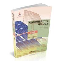 中国战略性新兴产业研究与发展・太阳能