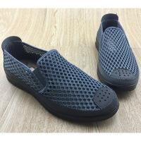 老北京布鞋男鞋网鞋上班休闲网面开车软底透气夏季工作懒人鞋