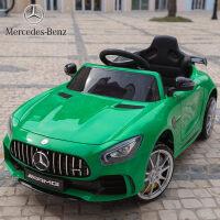 奔驰汽车儿童电动车四轮宝宝玩具车带遥控婴儿汽车可坐人小孩童车zf10