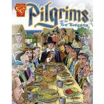 【预订】The Pilgrims and the First Thanksgiving