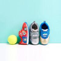 鞋柜&迪士尼 魔�g�N中小童防滑男童鞋�\�有�----