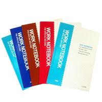 M&G晨光 XPY3S382 大32K办公软抄38页(5本)颜色随机 当当自营