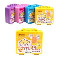 开学必备文具 创意文具晨光文具 水彩笔 米菲12色盒装 可洗水彩笔FCP90161